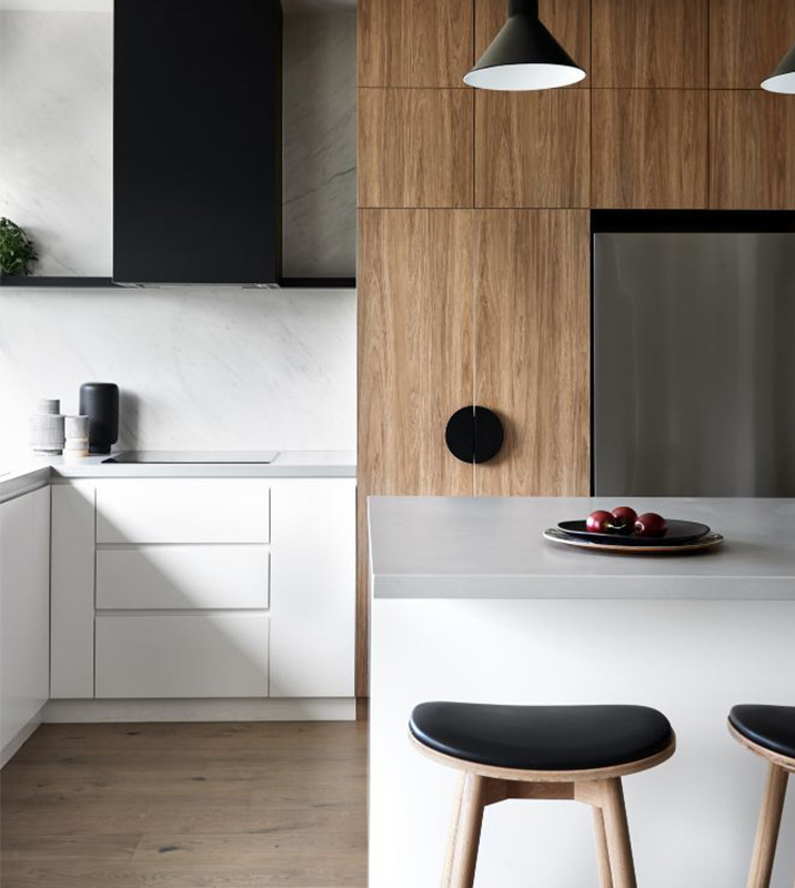 5 Simple Kitchen Renovation Ideas, How Do You Apply Vinyl Wrap To Kitchen Cabinets